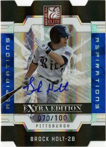 Donruss_2009_Brock_Holt_Rice_auto