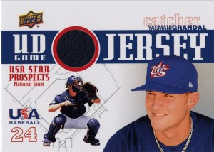 2010_UD_USA_Grandal_relic