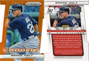 2014_Panini_Prizm_Brock_Holt_RC_Orange_12-60