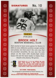 2015_Prizm_Holt_Gold_Auto_1-10_back